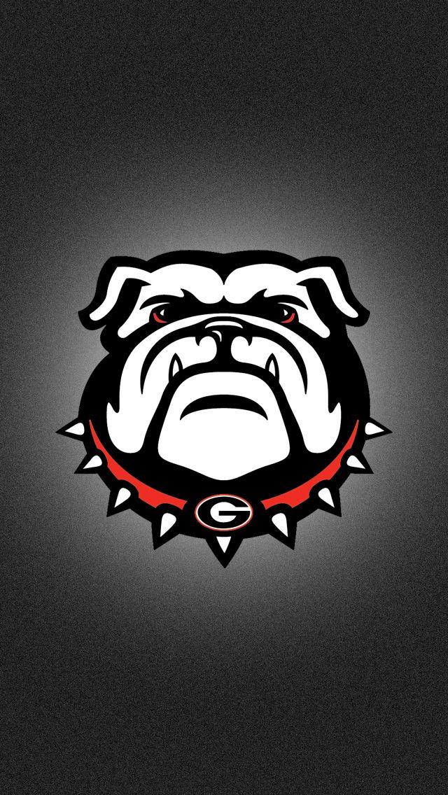 Georgia Bulldogs iPhone Background - Georgia Bulldogs
