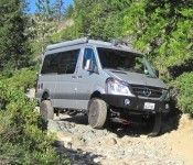 Cool Mercedes: 4x4 conversion of a Mercedes Sprinter by White feather Conversions of Red Bluff,...  truck/van ideas Check more at http://24car.top/2017/2017/06/24/mercedes-4x4-conversion-of-a-mercedes-sprinter-by-white-feather-conversions-of-red-bluff-truckvan-ideas/