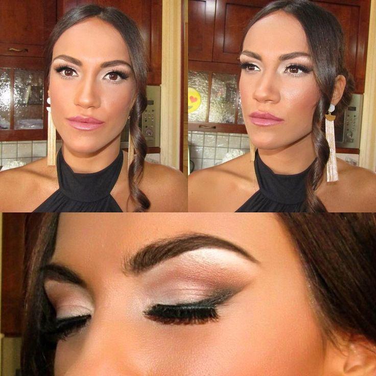 Bellezza dai tratti Asiatici . Make Up per la mia bellissima Arianna , la scelta di illuminare i suoi meravigliosi occhi a mandorla con i trucco completamente effetto Luce . Grazie alla sua bellezza ��#makeup #instamakeup #cosmetic #cosmetics #TagsForLikes #TFLers #fashion #eyeshadow #lipstick #gloss #mascara #palettes #eyeliner #lip #lips #tar #concealer #foundation #powder #eyes #eyebrows #lashes #lash #glue #glitter #crease #primers #base #beauty #beautiful…