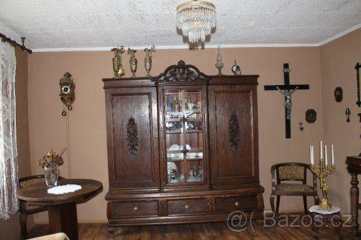 Starožitný nábytek - 1