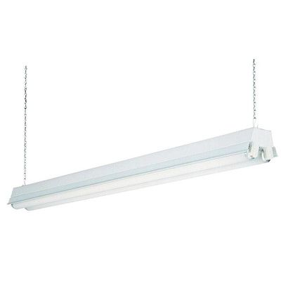 Lithonia Lighting 2 Light Cold Weather T8 Fluorescent Residential High Bay