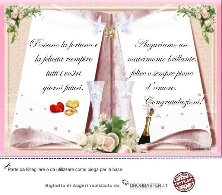 8 fantastiche immagini su matrimonio su pinterest for Immagini di auguri matrimonio