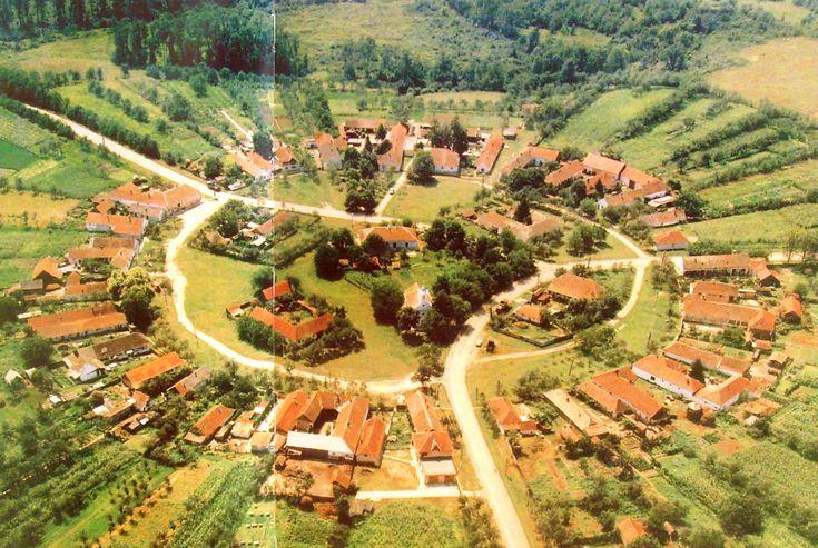 Singurul sat cu forma circulara din Romania, declarat monument istoric