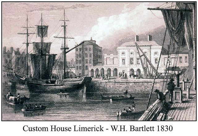 10 Old Paintings of Limerick • Limerick Places