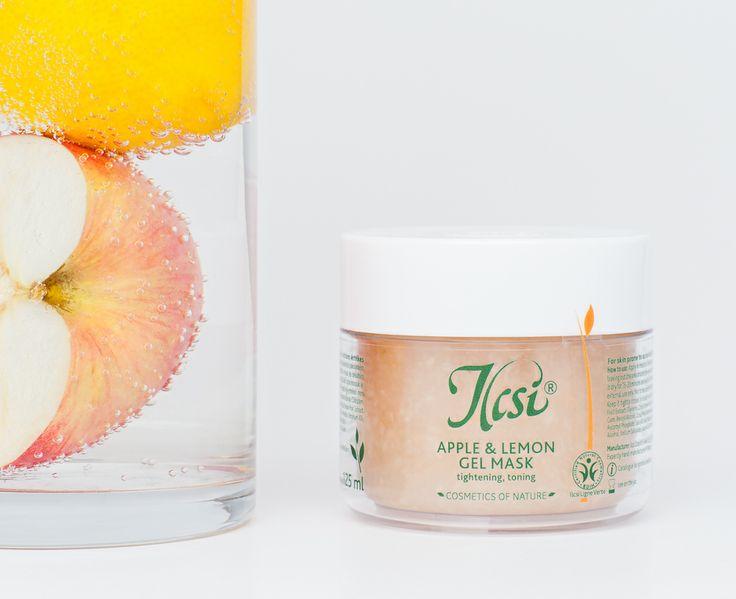 Apple & Lemon Gel Mask