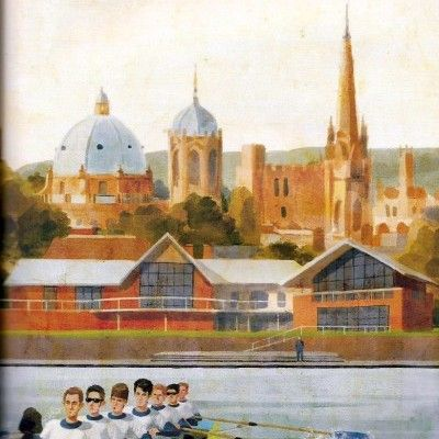 'The Boat Race Mystery: Book & CD' - a Level 1 Teen Reader specially-written and illustrated for learners of English.