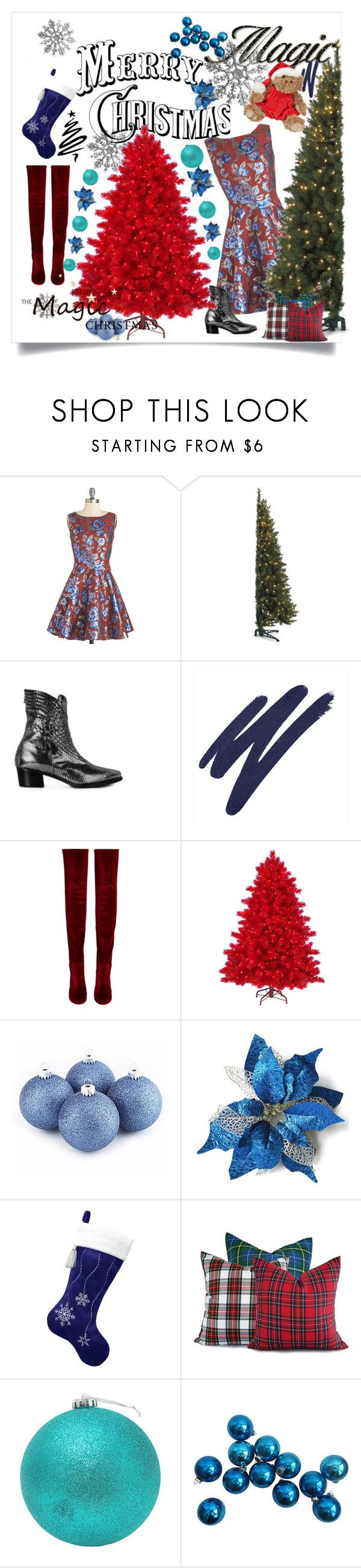"""""""Dirty red"""" by lseed87 ❤ liked on Polyvore featuring General Foam, By Terry and Aquazzura"""