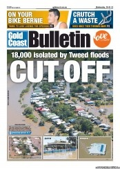 The Gold Coast Bulletin 1/30/2013 - Council votes to lift ban on performing animals