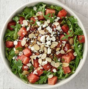 100+ Watermelon Feta Salad Recipes on Pinterest | Bbq Menu, Feta Salad ...