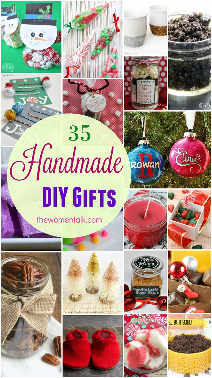 Looking for thoughtful gifts this Christmas? These inexpensive handmade diy gifts are not only great for your budget but also perfect last minute gifts.