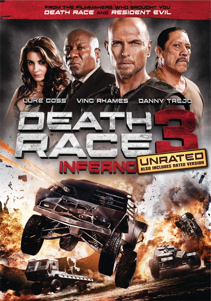 The world's deadliest race moves to South Africa in this sun-scorched, high-octane sequel that finds champion driver Frankenstein competing for his own freedom, and the freedom of his pit crew. Now a