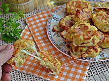Κεφτεδάκια με πατάτες και τυρί