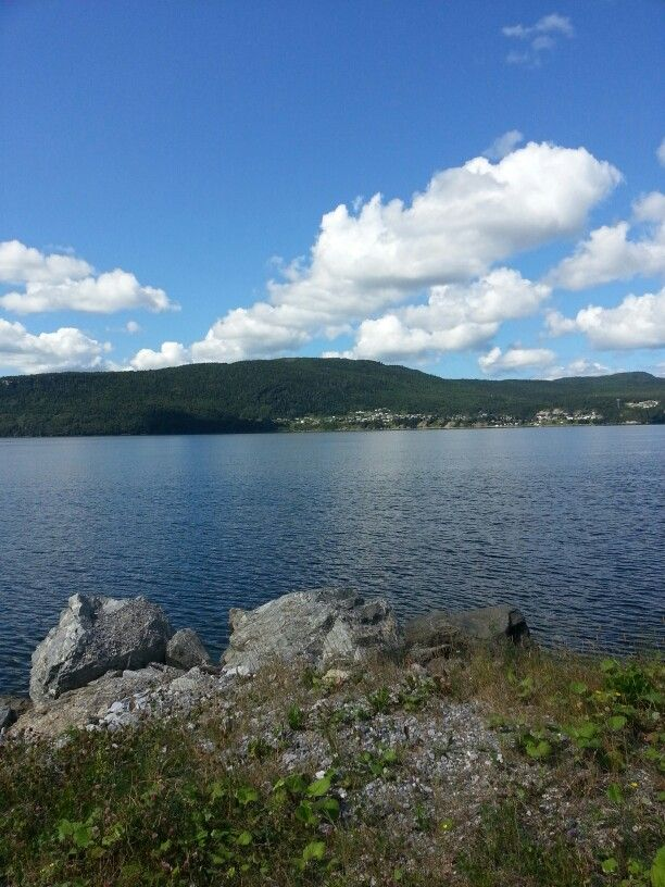 Beautiful Corner Brook, Nfld