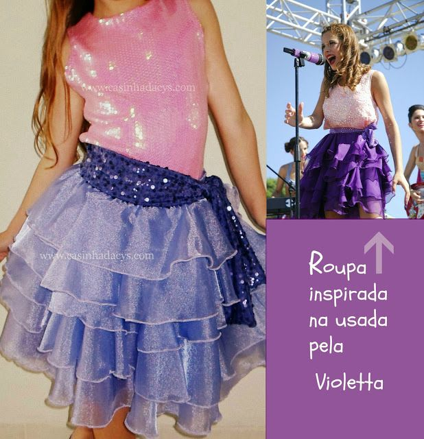 Violetta Party Ideas