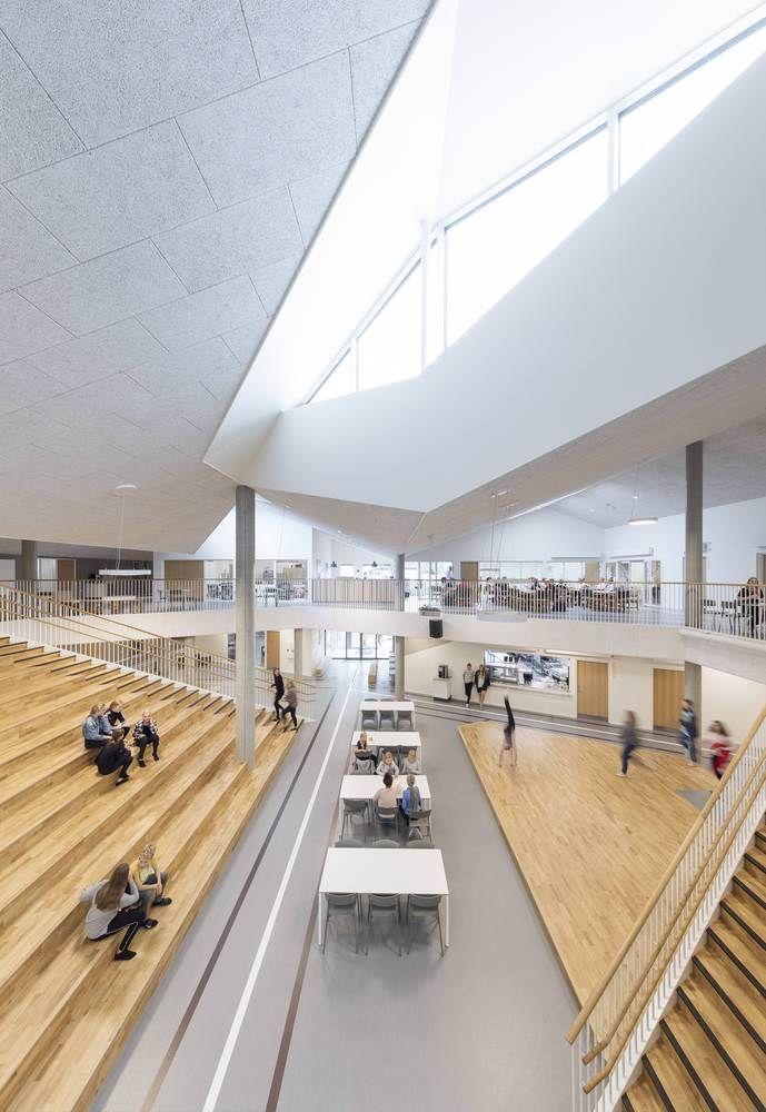 Gallery of Odder Kommune School / CEBRA - 4