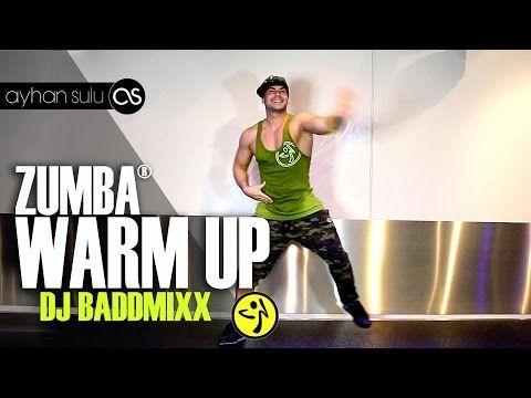 Zumba WARM UP - DJ BADDMIXX // by A. SULU - YouTube
