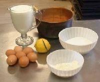 Crema pasticcera (Banketbakkersroom of patisseriecreme)