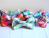 Bow ties for baby boys. So cute!: Bow Ties, Plaid Double, Double Stacking, Beautiful, Bowties Obsession, Preppy Plaid, Baby Bows Ties, Stacking Bows, Bowties Bowties