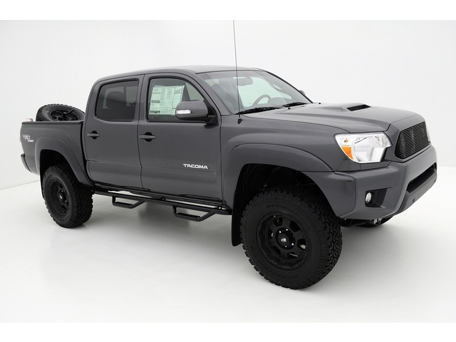 Toyota : Tacoma TRD Sport SUPERCHARGED 6 SPEED MANUAL FACTORY WARRANTY APPLIES!