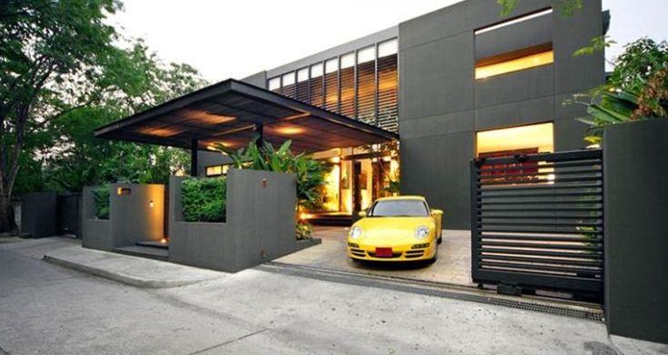 Modernhouse Designs Drawing \u2013 Modern House