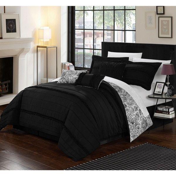 25+ best ideas about Black comforter on Pinterest | Comforters ...