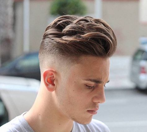 how to give yourself a fade undercut