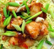 Chinese Garlic,Ginger & Honey Chicken