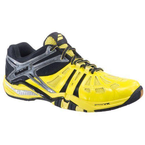 .La chaussure badminton Babolat Shadow 2 Mense caractérise par son look, ses technologies de poin