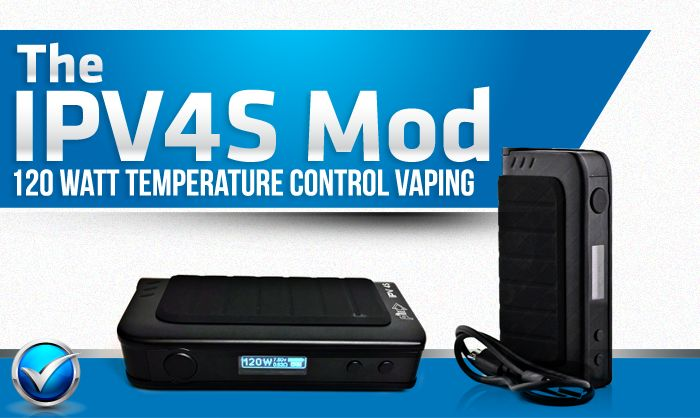 The IPV4S Mod is proving to be a total winner.