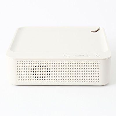 スマートフォン用充電トレー・Bluetoothスピーカー付 型番:BSSJT‐MJ | 無印良品ネットストア