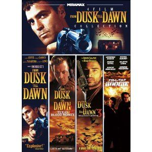From Dusk Till Dawn Collection: From Dusk Till Dawn / Full-Tilt Boogie / From Dusk Till Dawn 2: Texas Blood Money / From...