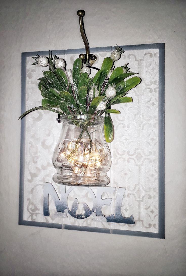 Concepção de Placa Natalina Azul Noel e preço http://ift.tt/2jmZ08V