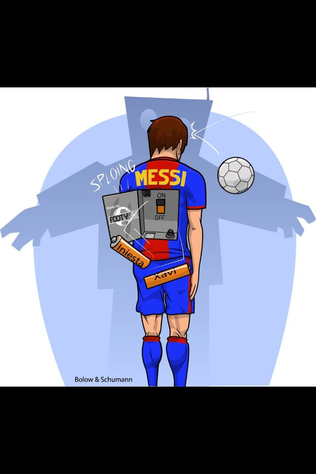 """The """"real"""" Messi"""