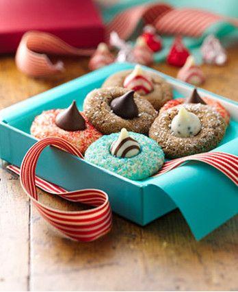 Holiday Blossom Cookies http://wm13.walmart.com/Cook/Recipes/22523/