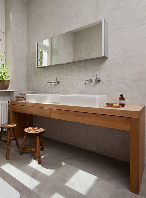 mobile da bagno linear design moderno