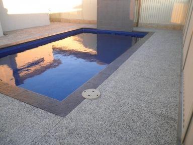 Pool concrete and block in Perth – Think TDC Decorative WA
