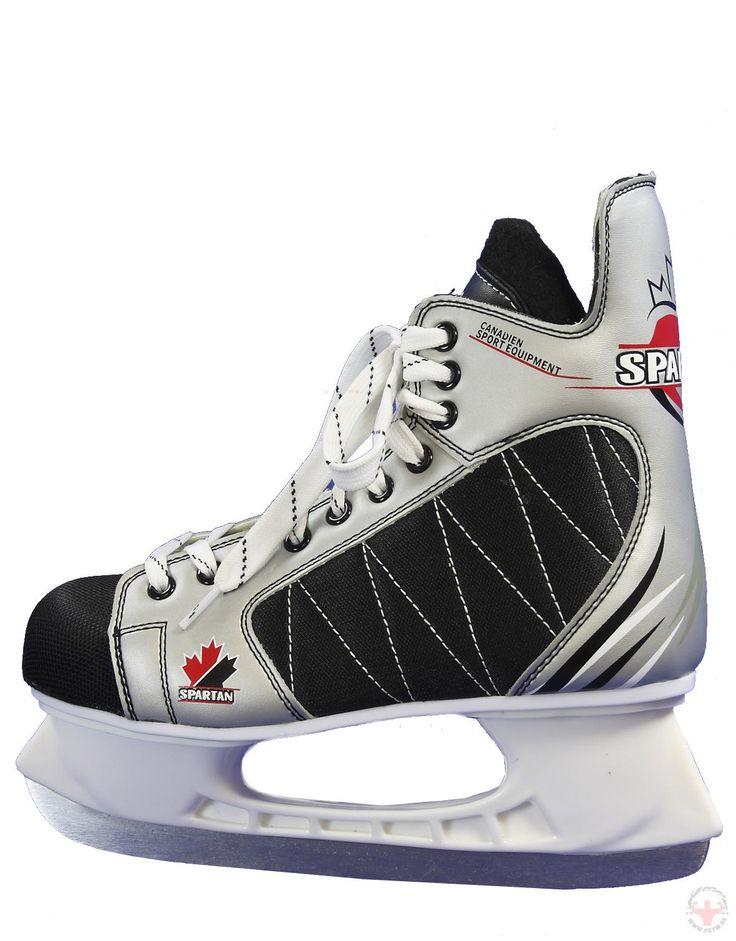 ZIMNÉ ŠPORTY | Hokejové korčule Spartan ICE PRO | FGYM.SK