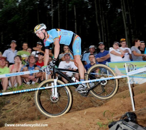 Sven does Mountain Bikes too!