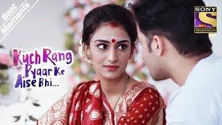 Kuch Rang Pyar Ke Aise Bhi | Devakshi's First Night | Best Moments | موفيز هوم  Click here to Subscribe to SetIndia Channel: https://www.youtube.com/user/setindia?sub_confirmation=1  Click here to watch all the best moments of Kuch Rang Pyar Ke Aise Bhi: https://www.youtube.com/playlist?list=PLzufeTFnhupwes4SNXAXKSF3QqpwRxdCU  We present to you the best moments of your favourite characters Dev and Sonakshi. So sit back and enjoy these clips.  About Kuch Rang Pyar Ke Aise Bhi…