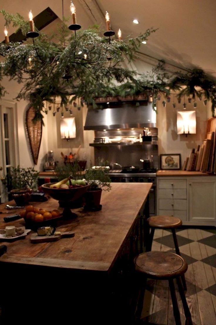groß  37 Best Christmas Kitchen Decor Ideas