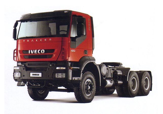 Iveco Trakker Service Repair Manual - Truck manual, wiring