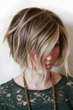 Best 25+ Cute bob hairstyles ideas on Pinterest | Messy bob, Bob ...