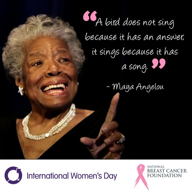 We continue to celebrate International Women's Day by highlighting amazing and inspiring women each day until the 8th March.  Maya Angelou was an author, poet, and civil rights activist. Her autobiography 'I Know Why the Caged Bird Sings' published in 1969, illustrates how strength of character and a love of literature can help overcome racism and trauma.  #IWD2016 #MayaAngelou #cagedbirdsings