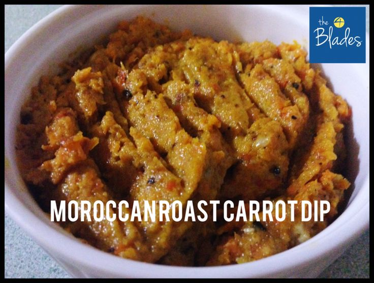 Thermomix Moroccan Roast Carrot Dip - meat/egg sides, sandwich spreads or as a snack with crackers.