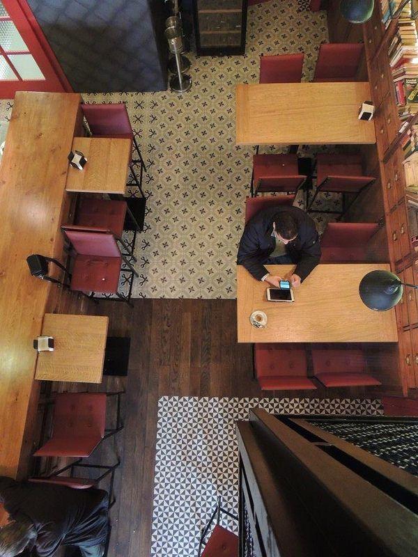 proyecto vives el colmado flickr 1900 calvet gris terrades grafito 20x20cm pavimento. Black Bedroom Furniture Sets. Home Design Ideas