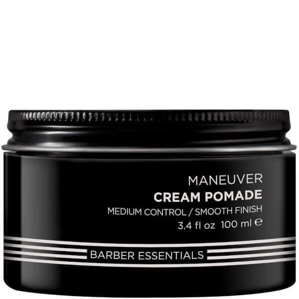 Redken Brews Men S Maneuver Cream Pomade 100ml Water Based Formula Redken Hair Clay Redken Hair Products