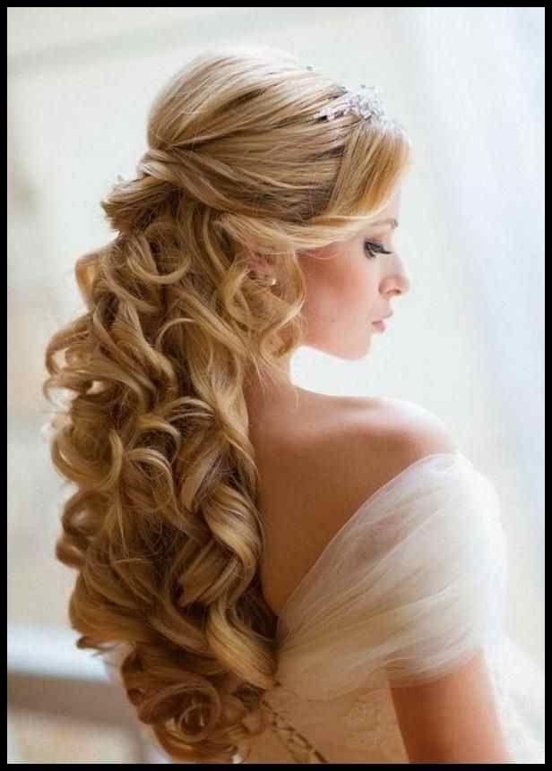 Neuesten Frisuren Fur Lange Haare Hochzeit Trendfrisuren