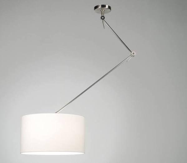 deckenlampe stoff
