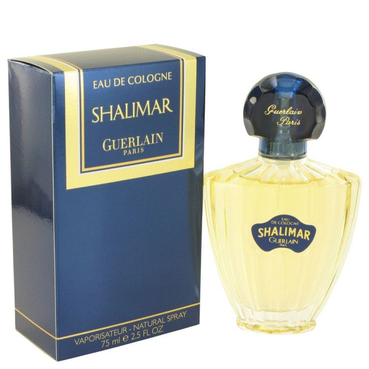 Shalimar By Guerlain Eau De Cologne Spray 2.5 Oz. My grandma wore this scent (she never paid that much though) and I have a bottle in memory of her, I spray some on when I miss her more than usual. :(