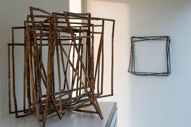 Sjoerd Buisman — gesloten silphium spiraal (ouroboros) 15 0698B Galerie Ramakers